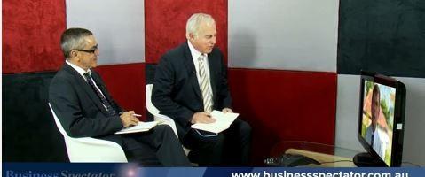 Business Spectator Interview
