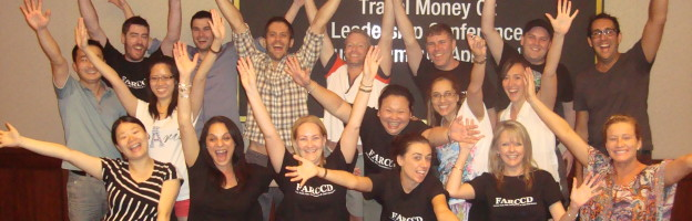 Travel Money OZ leadership expo
